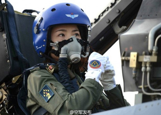 First Chinese woman pilot to manuever J-10 fighter killed in planecrash