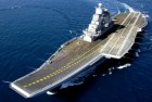Taiwanese Military on Alert  After China's Aircraft Carrier Enters Taiwan Strait