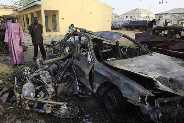 Nigeria At Least 30 Killed More Than 80 Injured By Three Female Suicide Bombers