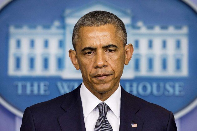 Sanctions Putting Enormous Pressure on Russian Economy: Obama