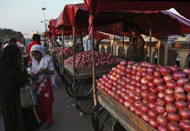 Inflation Dips to 5-Month Low, Monsoon Still a Concern