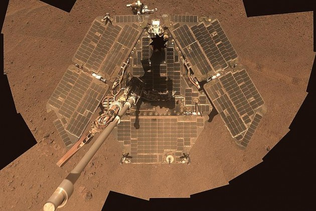 NASA's Opportunity Rover Breaks Distance Record
