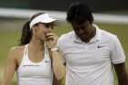 Paes Wins 16th Grand Slam Title at Wimbledon