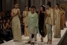 Pakistani Gang Rape Survivor Walks the Fashion Runway
