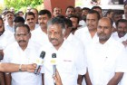 Panneerselvam Launches Signature Campaign to Convert Jayalalithaa's House into Memorial