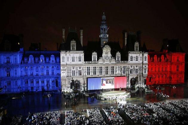 Paris Celebrates 70th Anniversary of Liberation