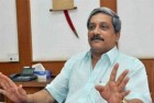 Will Talk Less, Work More, Says Manohar Parrikar