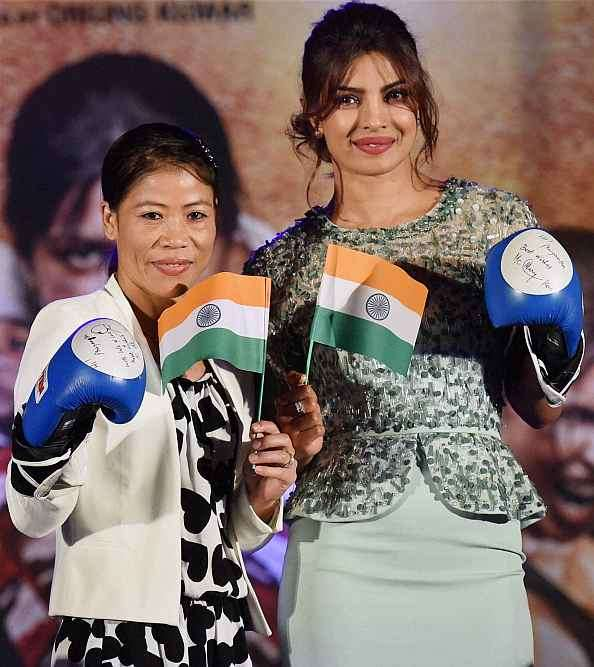 Could Have Done 'Mary Kom' Even for Free: Priyanka