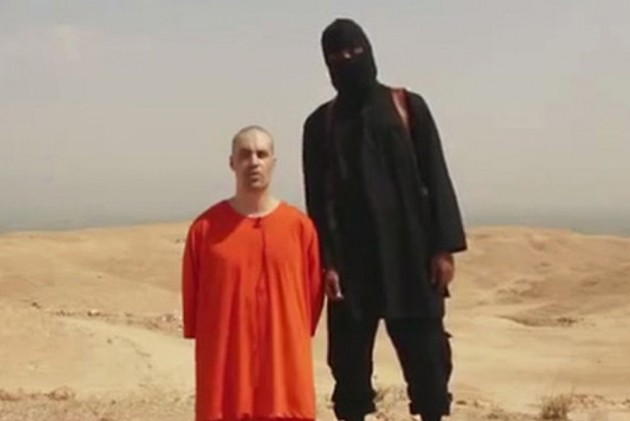 Jihadists 'Behead' US Journalist in 'Message to America'