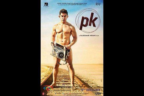 PIL Filed in SC to Ban Aamir Khan Starrer 'PK'