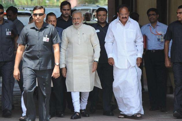 No Mandate for Leader of Opposition: Venkaiah