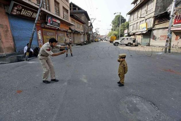 Guns Fall Silent Along Indo-Pak Border in J&K on I-Day