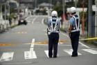 Strong 6.2 Quake Hits Western Japan, No Tsunami Risk