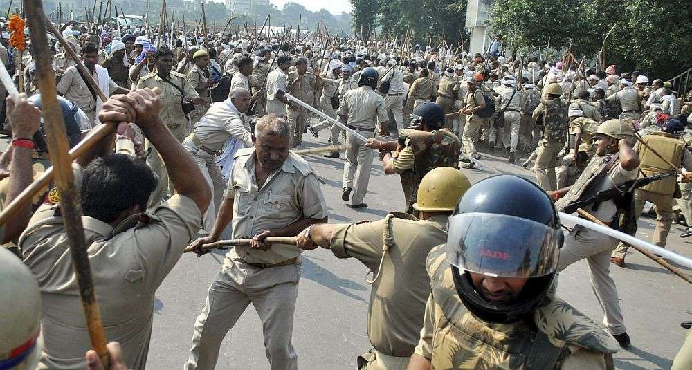 UP Saw Highest Number of Deaths in Communal Unrest: US Report