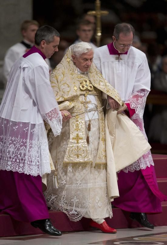 Pope Benedict XVI To Resign on Feb 28
