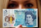 Bank of England Not to Withdraw 'Fatty' 5-Pound Note