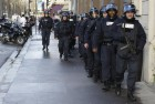 Paris Police Clear Hundreds Of Migrants From Tent Camp