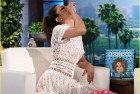 Priyanka Chopra Has 'Bottoms Up' Moment on Ellen DeGeneres Show