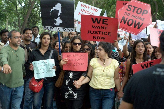 Another Minor Allegedly Raped in Bangalore