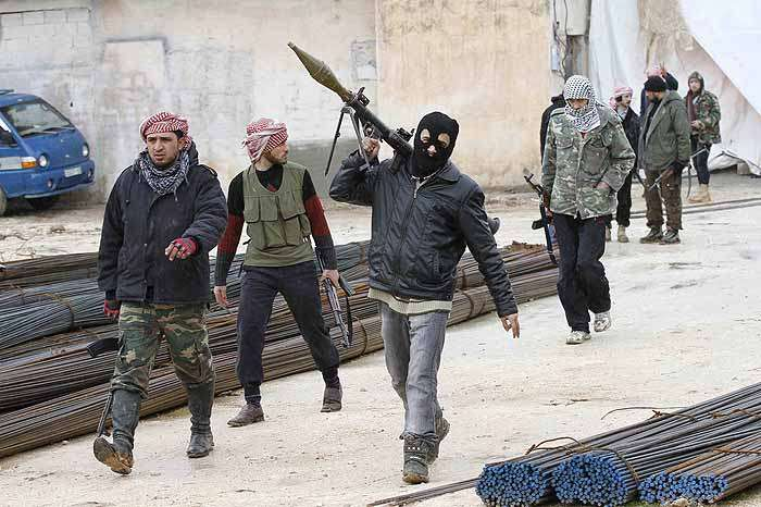 New Report Warns of Anti-Aircraft Weapons in Syria