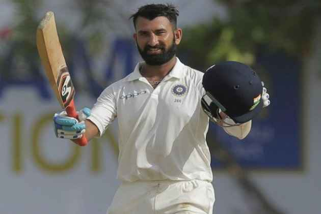 Pujara Justifies Arjuna Award Recommendation, Hits Ton Again, India 344/3