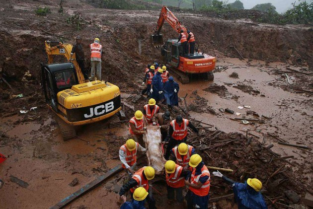 Pune Landslide: Toll Rises to 70, Rescue Efforts Continue