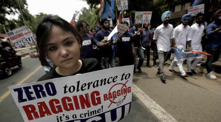 Ragging in India