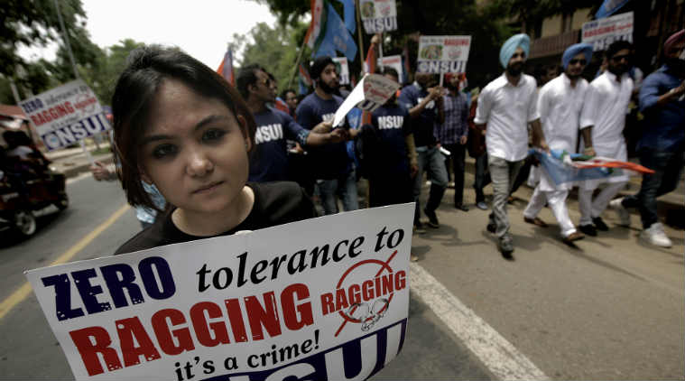 Four Students of Noida Varsity Booked for Ragging