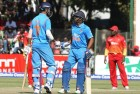 India Clinches Series After Crushing Eight-Wicket Win Vs Zimbabwe