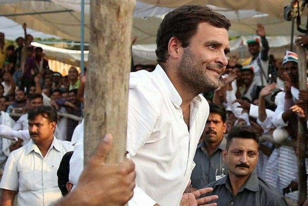 Stop Playing Drums in Japan and Start Working: Rahul's Dig at Modi
