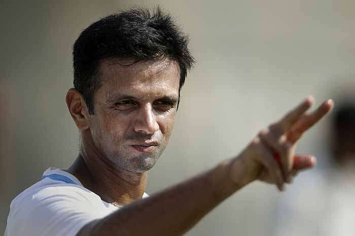 Wrong Message Sent by Letting Off Anderson: Dravid