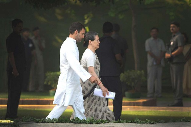 Rahul Not Responsible for Cong Defeat in LS Polls: Antony