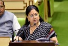 Congress Accuses CM Raje Of Violating Poll-Norms, Election Officer Says She Overstayed Due To 'Sickness'