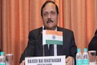 Rajiv Rai Bhatnagar Appointed New Director General Two Days After 25 CRPF Personnel Were Massacred By Naxals In Chhattisgarh