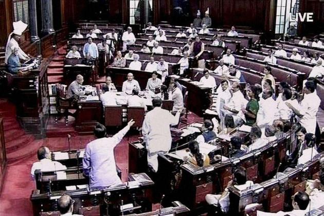 Uproar in Rajya Sabha Over Gadkari Bugging Row