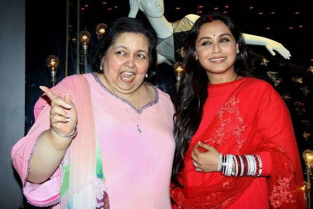 If Rumours of Pregnancy Come True, Then Great: Rani Mukerji