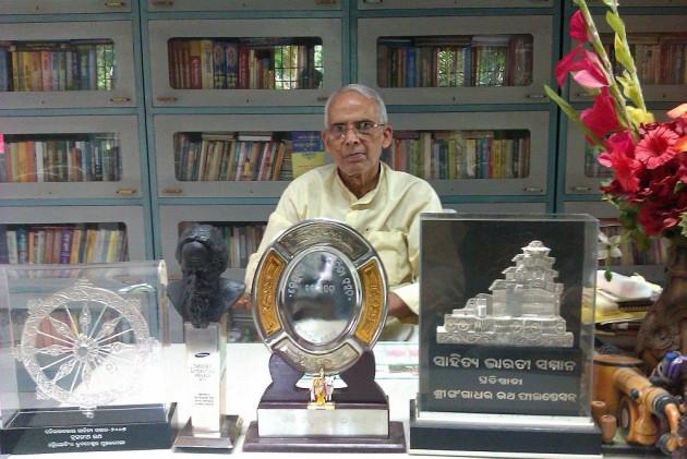 Noted Oriya Poet Brajanath Ratha Dead
