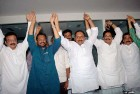 Kiran's New Party Unveils Name, Office Bearers