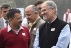 After The Unexpected Resignation, Jung Has Kejriwal Over For Breakfast