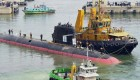 Second Scorpene Class Submarine Khanderi Launched