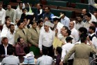 Demanding Withdrawal of Resolution on Maharaja, NC Walks Out of J&K Assembly