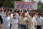 Jat Quota Stir Reaches Jantar Mantar, Protesters Block Roads