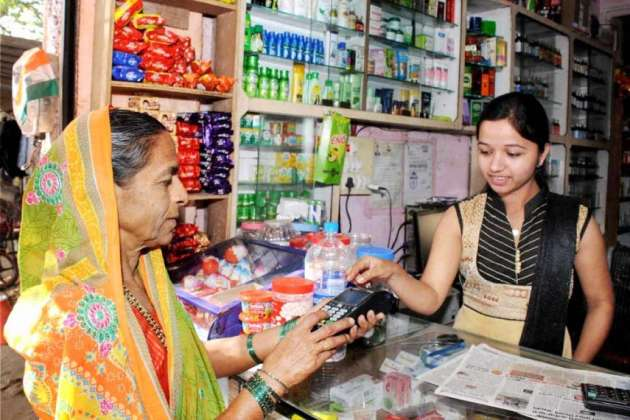 Digital Transactions Shoot Up 23 Times Post Note Ban to 64 Lakh