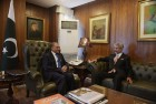 Pakistan Condemns 'Manhandling' Of Staffer, Says Espionage Charges False