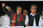 Imran Khan Accuses Nawaz Sharif Of Pursuing Modi's Interests In Pakistan
