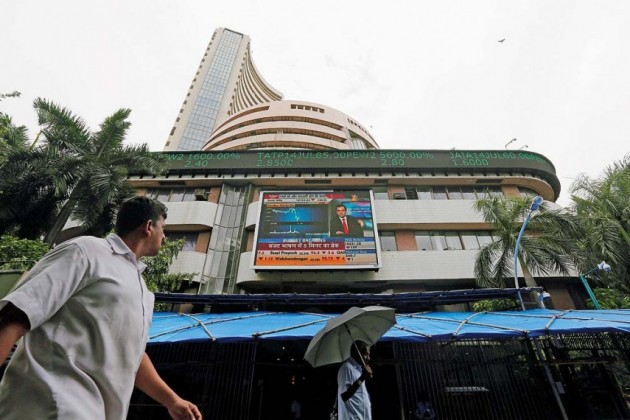 Sensex recovers, hits highest close in a week