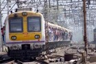 Suresh Prabhu Flags Off First Fully Indian-Made Suburban Train In Mumbai