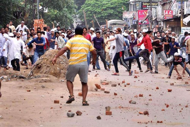 Saharanpur Riots: UP Govt Panel Targets BJP, Sparks Blame-Game