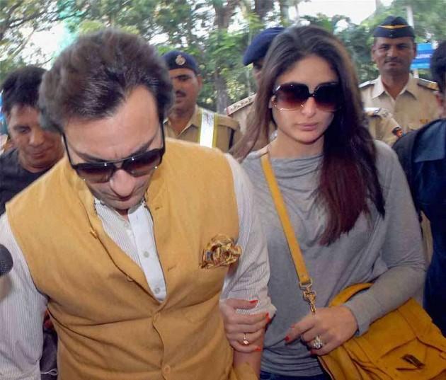 Centre Not Withdrawing Saif's Padma Shri: Kareena