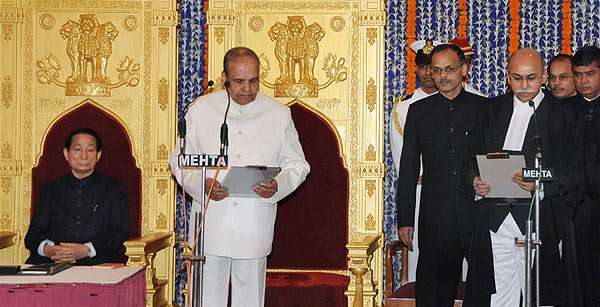 Maharashtra Guv K. Sankaranarayanan Resigns